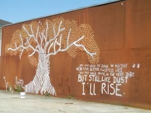 """Still I'll Rise"" - Maya Angelou"