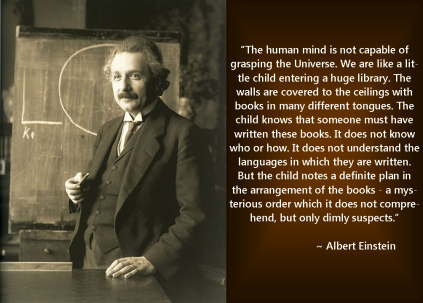 Einstein on the universe