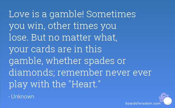 never play w hearts