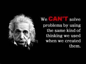 Einstein on change